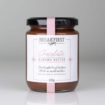 Breakfirst by Amy Chocolate Almond Butter