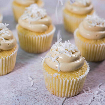 Gula Melaka Cupcake